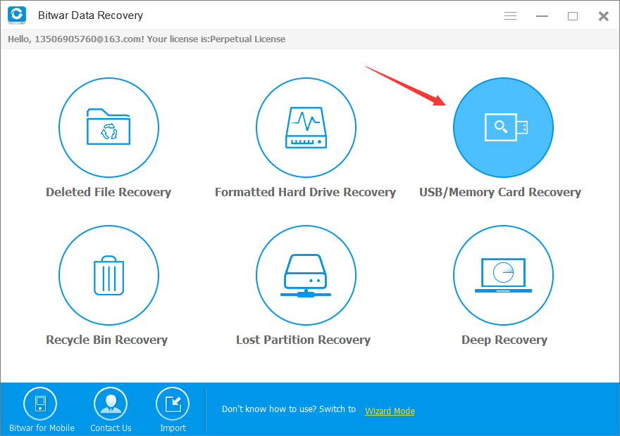 Bitwar Data Recovery Software