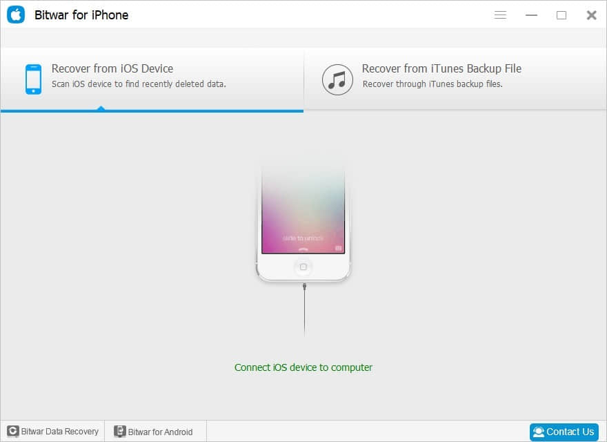 iphone deleted file recovery software