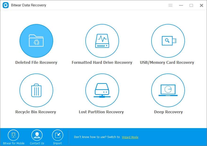 Safe File Recovery Software for Recovering Deleted Excel Files