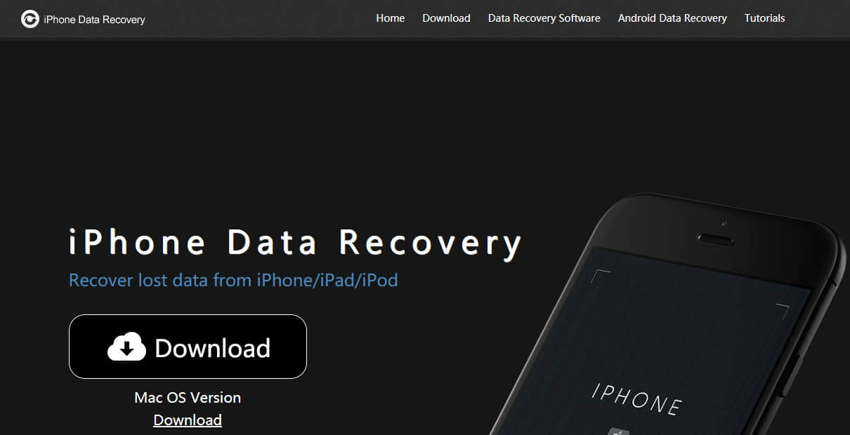 How to recover message from iPhone XS