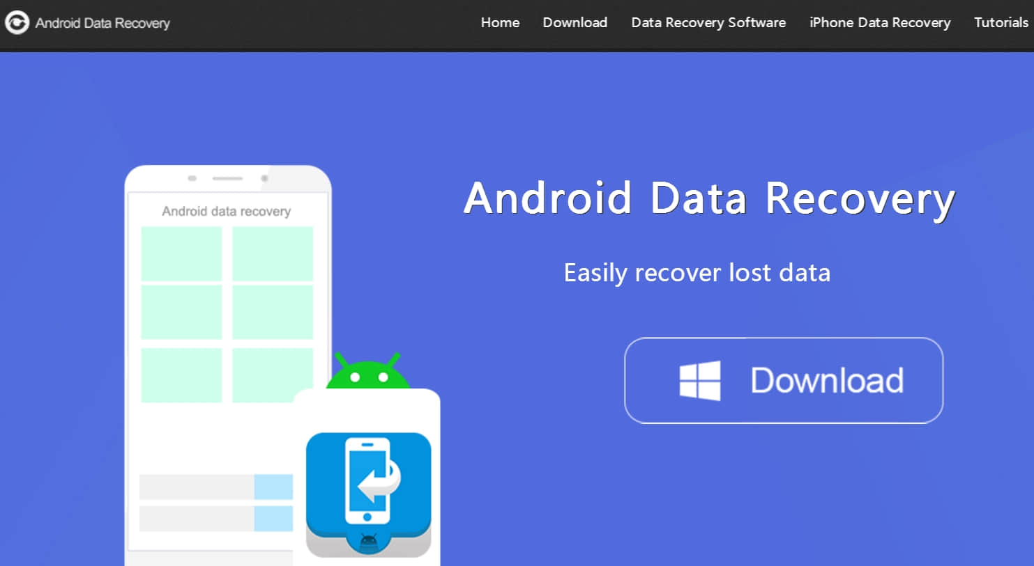 Download Bitwar Android Data Recovery for windows